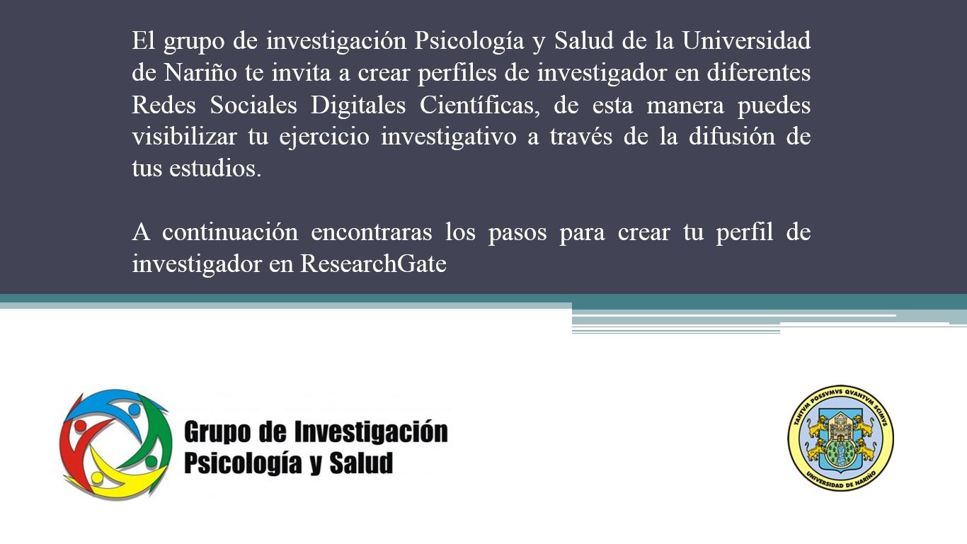 perfil researchgate